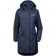 Didriksons Alba womens coat, navy