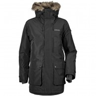 Didriksons Marcel parka, men, black