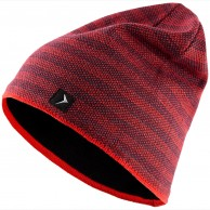 4F outhorn beanie, red