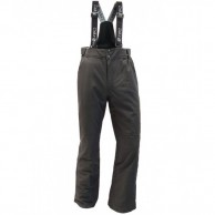 Deluni ski pants for men, black