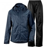 Didriksons Main Boys Set, Rain Suit, navy