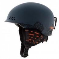 K2 Rival Pro, ski helmet, grey