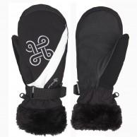Kilpi Madine womens ski mitten, black