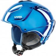 Uvex p1us pro chrome LTD helmet, blue