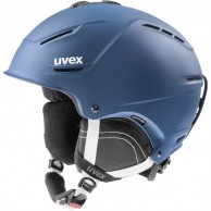 Uvex p1us 2.0 helmet, navy blue
