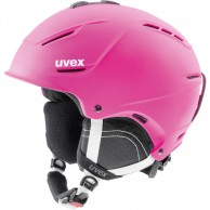 Uvex p1us 2.0 helmet, pink