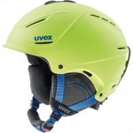 Uvex p1us 2.0 helmet, lime