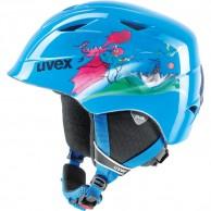 Uvex airwing 2, helmet, blue