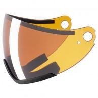 Uvex hlmt 300 replacement visorlens, lasergold lite