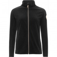 Weather Report, Ulla Lds. fleece jacket, womens, black