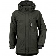 Didriksons Ryan jacket, men, dark green