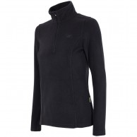 4F Microtherm fleecepulli,womens, black