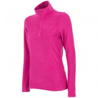 4F Microtherm fleecepulli,womens, pink