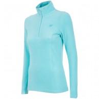 4F Microtherm fleecepulli,womens, turquoise