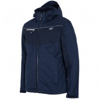 4F Richard ski jacket, men's, dark blue