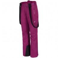 4F Lora ski pants, women, violet