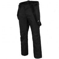 4F George ski pants, men, black