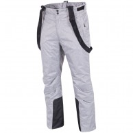 4F George ski pants, men, grå