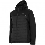 4F Arland ski jacket, men's, balck