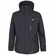 Trespass Corvo Jacket, men, black