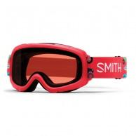 Smith Gambler Air jr skigoggle, red