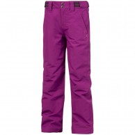 Protest Jackie JR, girls softshell ski pant, purple