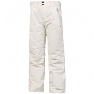 Protest Jackie JR, girls softshell ski pant, white