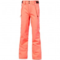 Protest Lole JR, girls softshell ski pant, petunia
