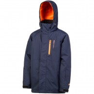 Protest Marc 17 JR, boys ski jacket, blue
