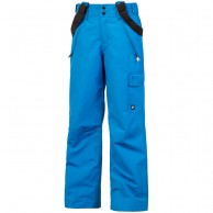 Protest Denysy JR boys ski pants, mid blue