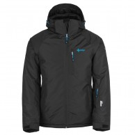 Kilpi Chip-M, mens ski jacket, black