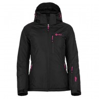Kilpi Chip-W, womens ski jacket, black