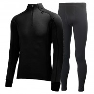 Helly Hansen Warm Freeze, skiunderwear, mens, black