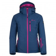 Kilpi Chip-W, womens ski jacket, blue