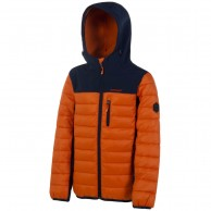 Protest Gonzo JR, boys down jacket, orange