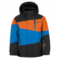 Kilpi Kally-JB, boys ski jacket, grey