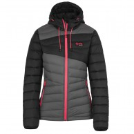 Kilpi Svalbard-W womens down jacket, grey