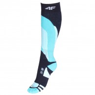 4F Cheap Ski Socks, navy