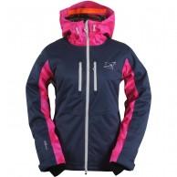 2117 of Sweden ECO Ope, ski jacket, women, navy