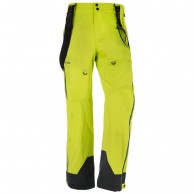 Kilpi Lazzaro-M, mens shell pants, green