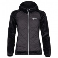 Kilpi Pampalona-W, womens fleece jacket, black