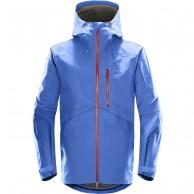 Haglöfs Nengal Ski Jacket, blue