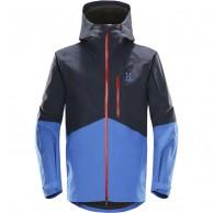 Haglöfs Nengal Ski Jacket, blue/dark blue
