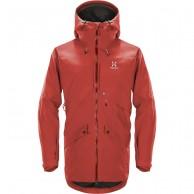 Haglöfs Nengal parka Ski Jacket, red