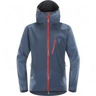 Haglöfs Niva Ski Jacket, blue