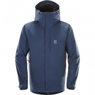 Haglöfs Niva Insulated Ski Jacket, blue