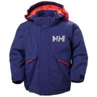 Helly Hansen Snowfall Ins jacket, purple