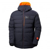 Helly Hansen Pointnorth ski jacket, mens, blue