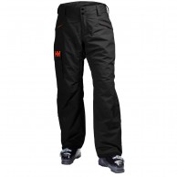Helly Hansen Sogn Cargo mens ski pants, black