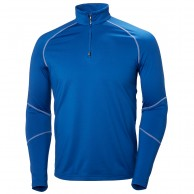 Helly Hansen Phantom 1/2 zip midlayer, blue